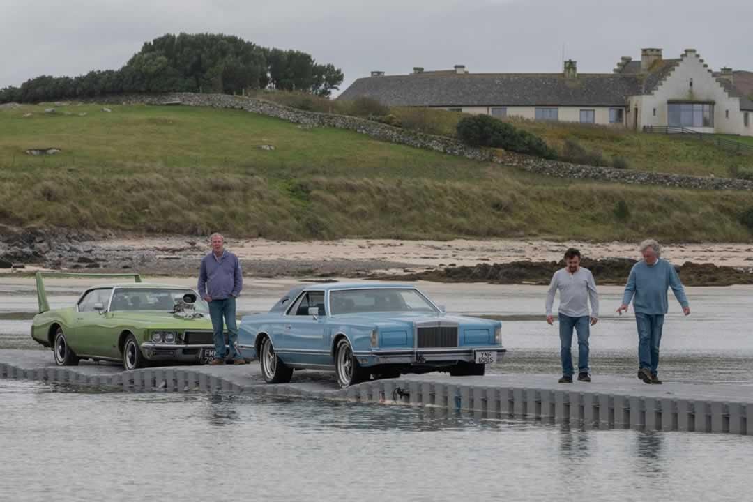 The Grand Tour Presents Lochdown - Building Bridges In Scotland
