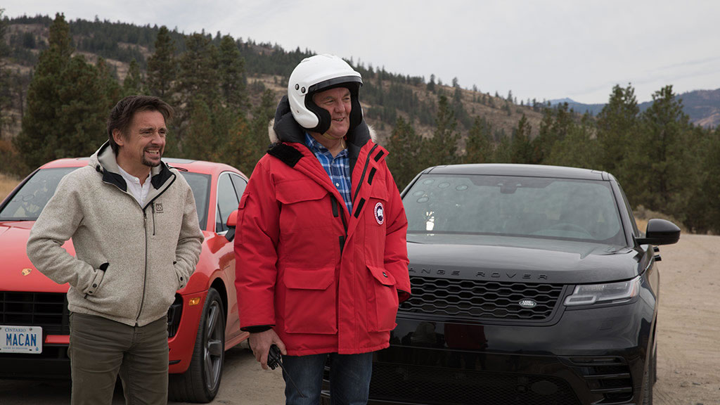 The Grand Tour Episode 10 Oh Canada