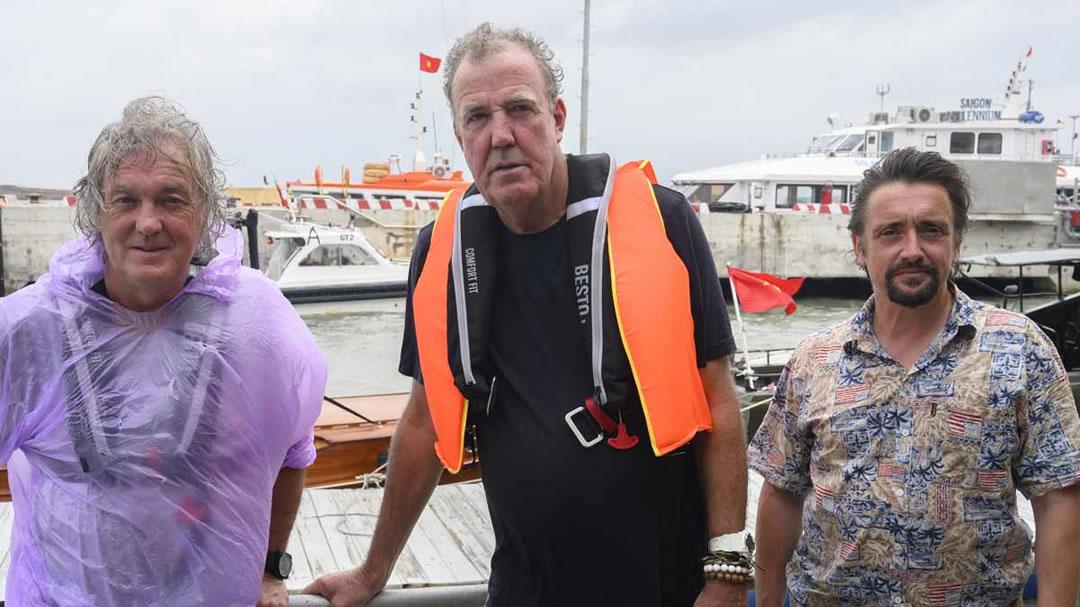 The Grand Tour Presents Seamen Season 4