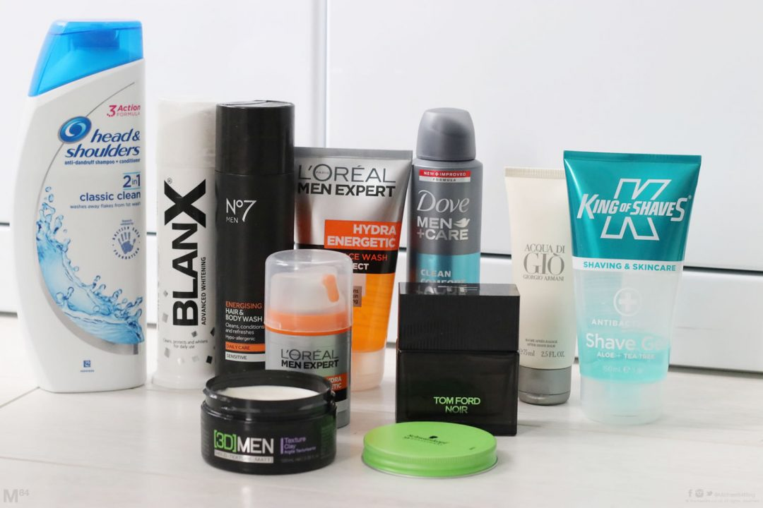 Monthly Favourite Grooming Products