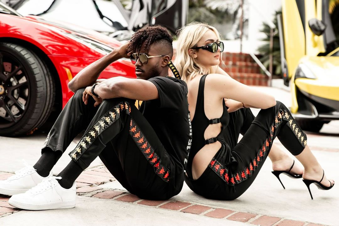 Gumball 3000 x Kappa Capsule Collection 2019