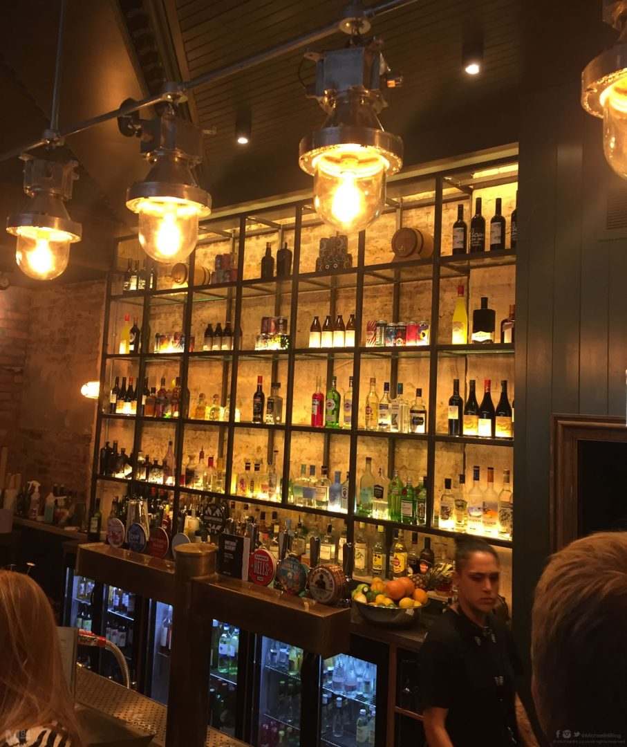 Gunner Tavern Newcastle Review - Food And Drinks Michael84