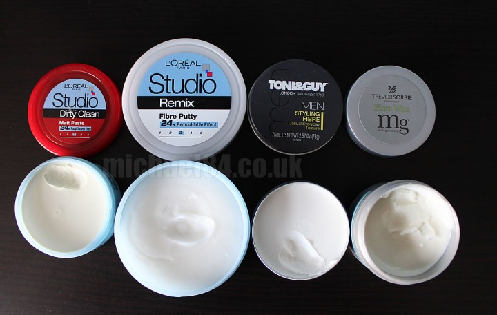 Mens Hair Styling Wax: Men's Style Guide: Hair Wax/Putty