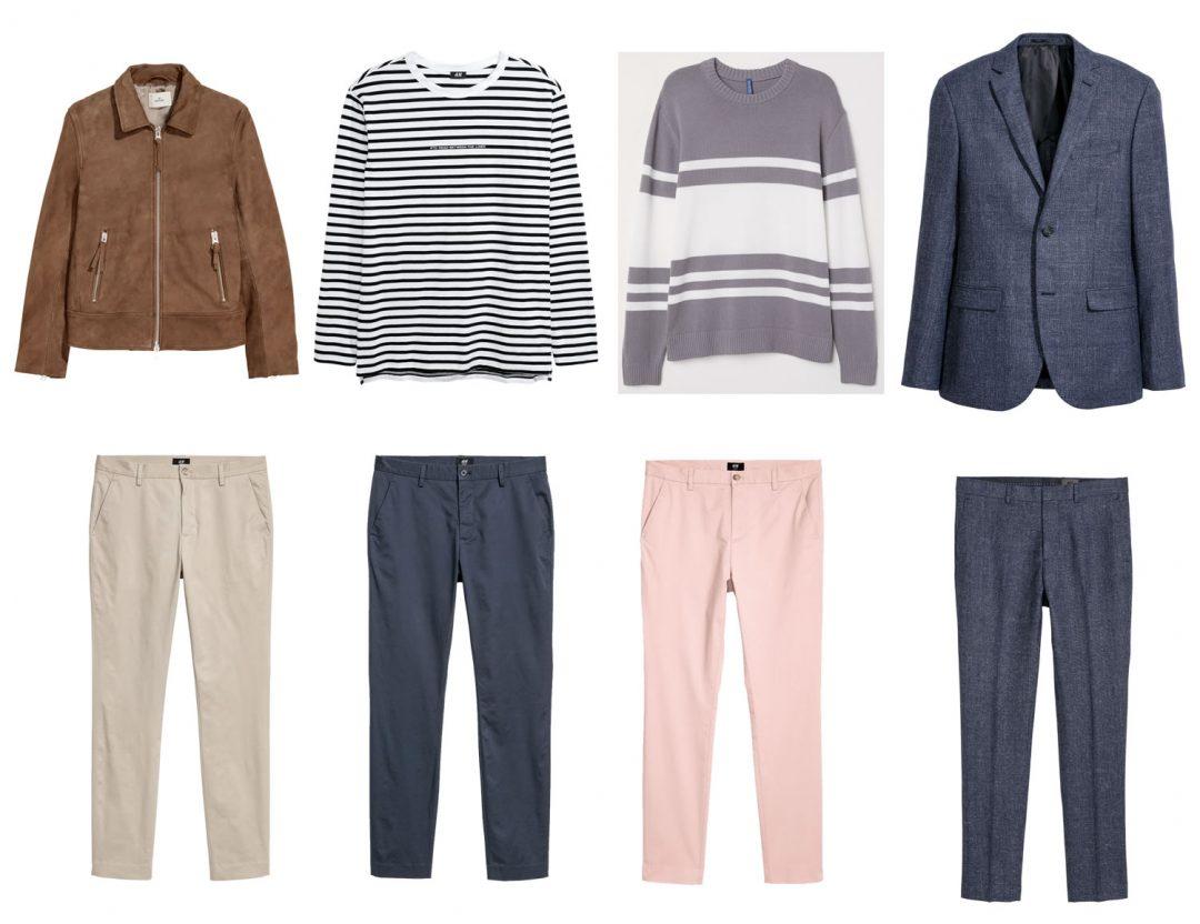 H&M February Fashion Picks - Michael 84 Style Edit