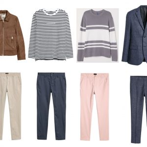 H&M February Fashion Picks - Michael 84 Style Edit
