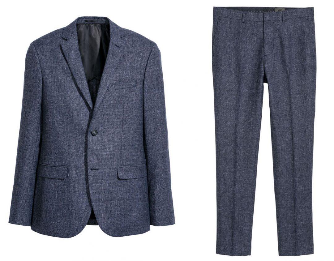 Premium Quality Blue Suit