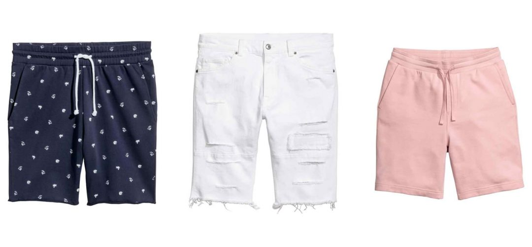 Summer shorts from H&M
