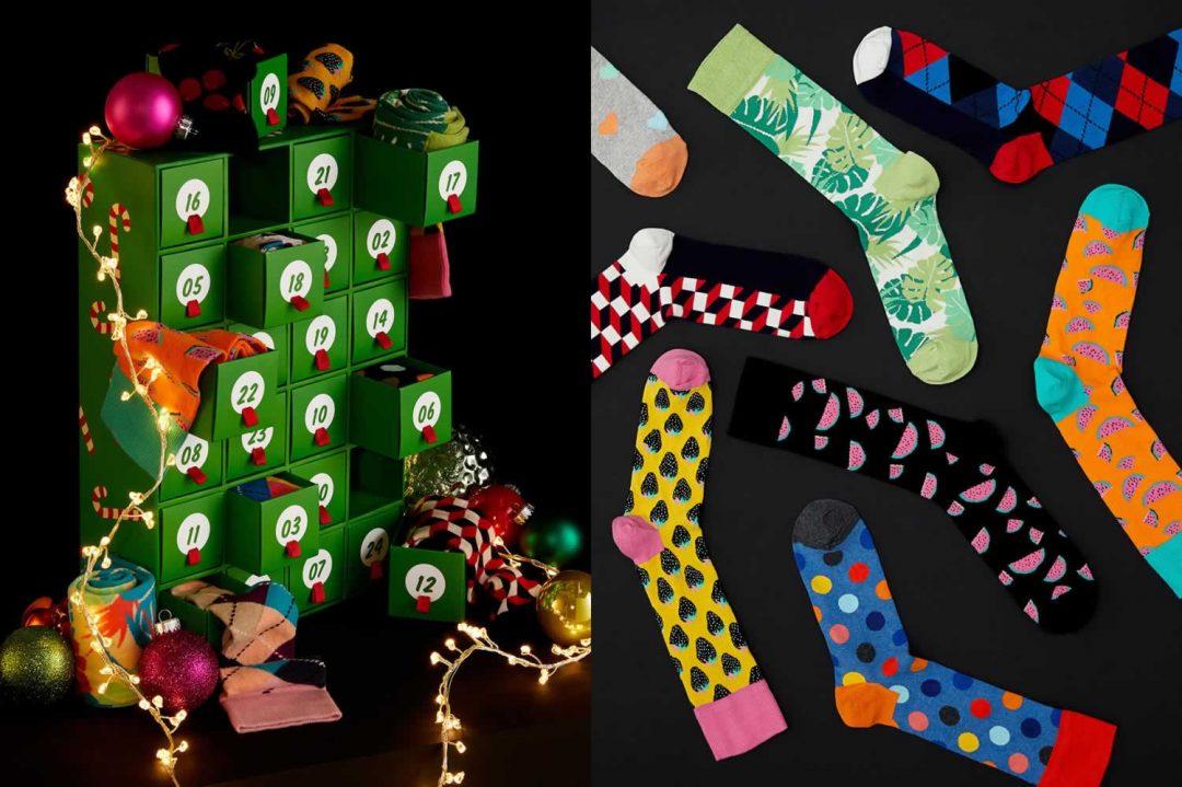 Happy Socks Advent Calendar For 2018