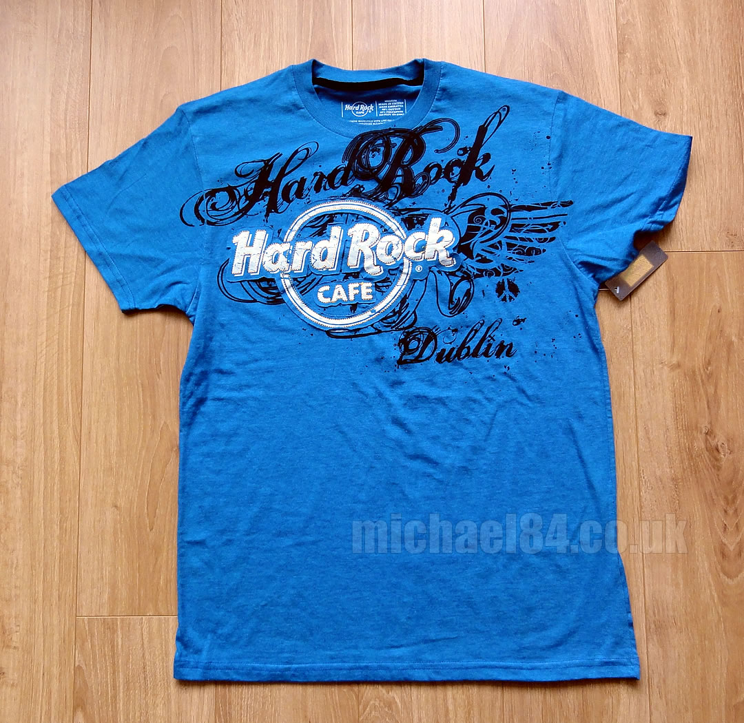 here are my t shirts from the hard rock cafe berlin share. Black Bedroom Furniture Sets. Home Design Ideas
