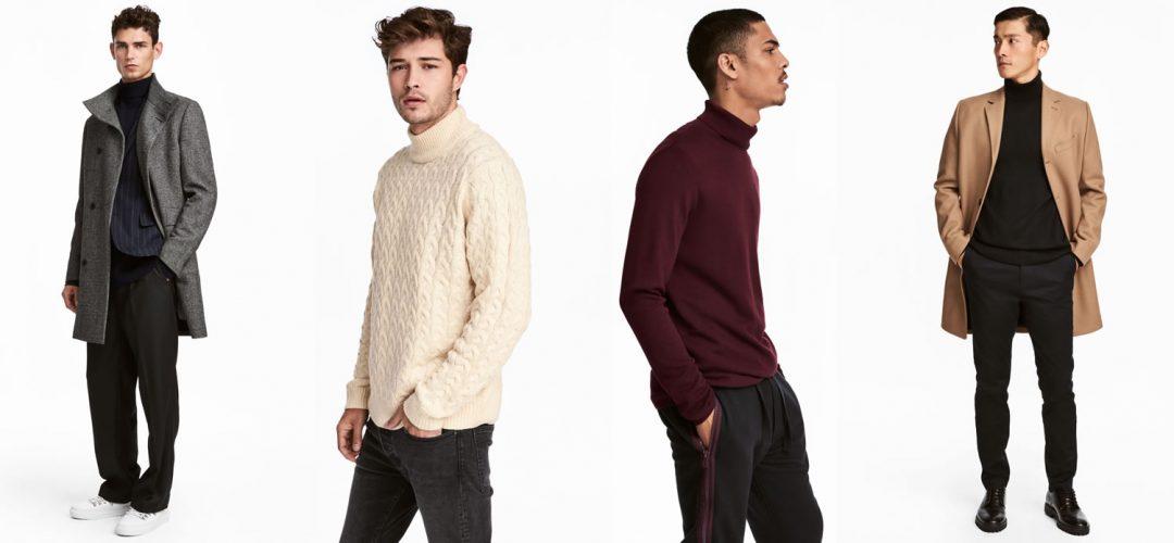 H&M November Menswear - Michael 84 Edit