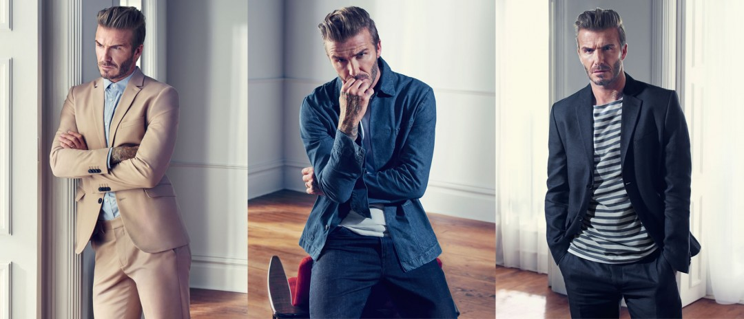 Modern Essentials By David Beckham For H M Spring 2016