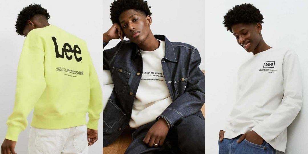 H&M x Lee Denim Sustainable Collaboration Collection