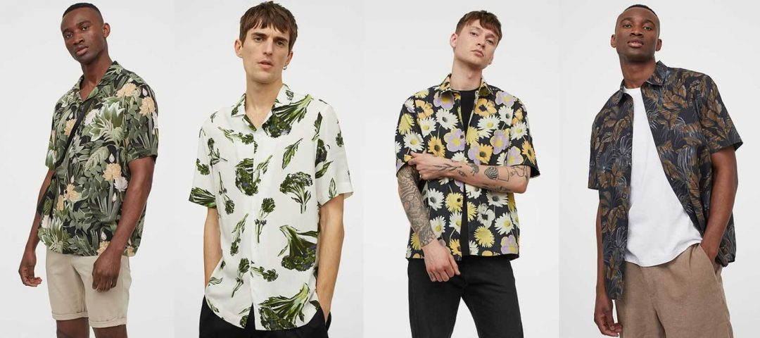 H&M Resort And Patterned Shirts Are Here Ready For Summer Style