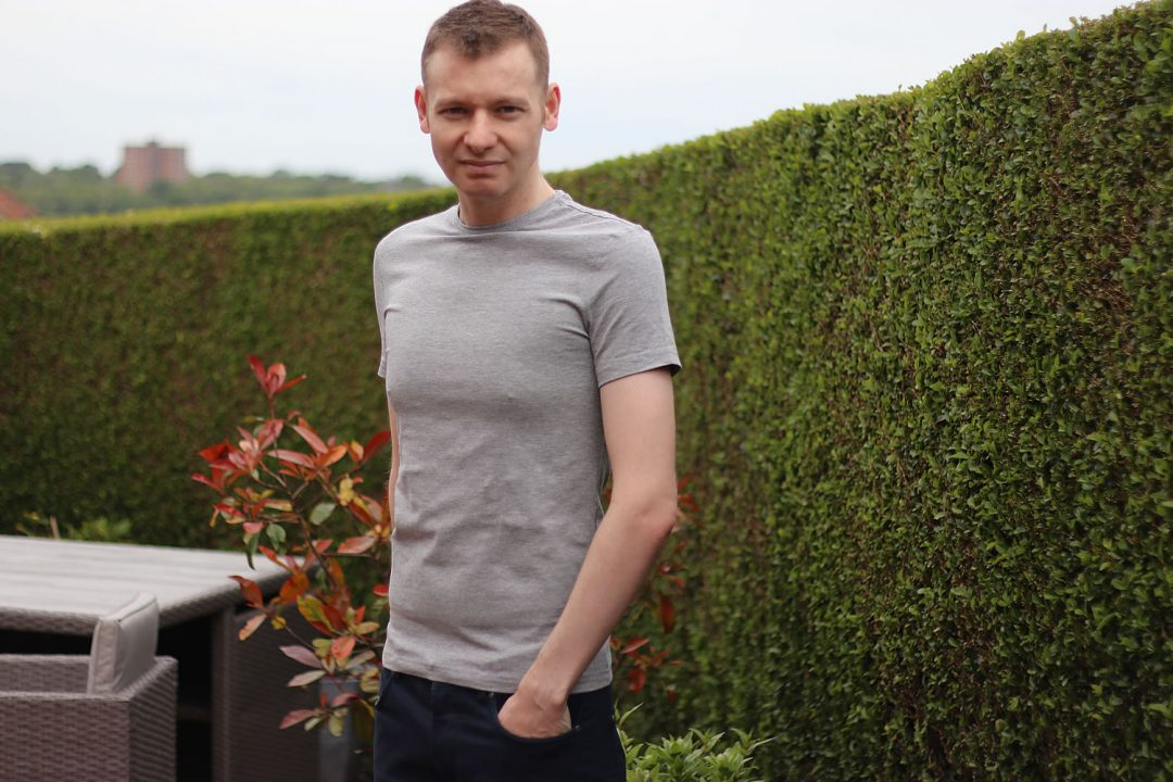 Styling My Slim Fit H&M T-Shirts