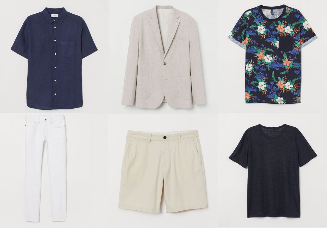 H&M Summer Collection - Drop 1 The 2019 Edit
