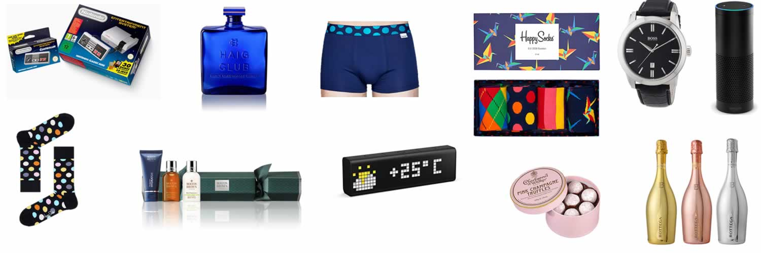 Chirstmas Gift Guide For Guys