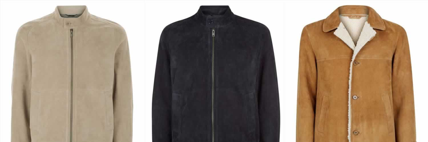 The Best Suede Jackets For Autumn 2016