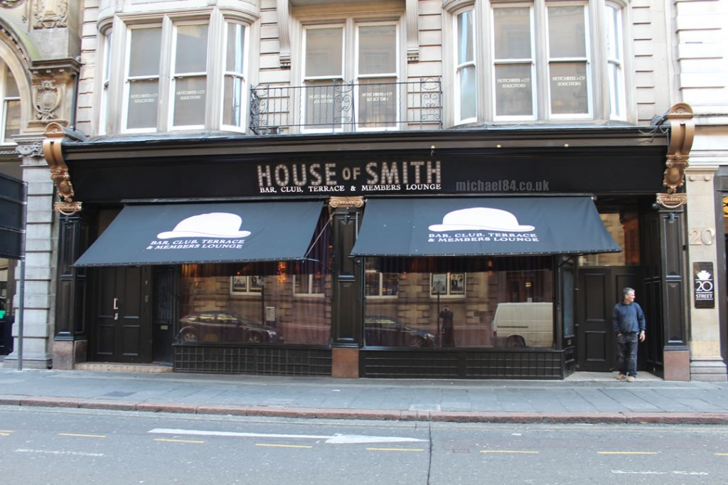 house of smith is home to several nights including club tropicana