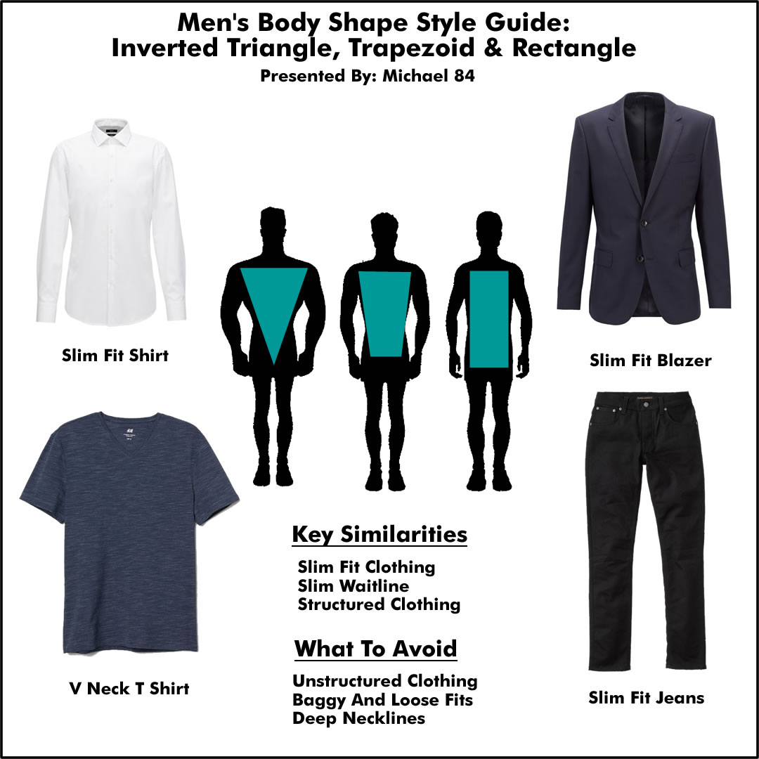 Style Tips For A Slim Or Athletic Body Shape