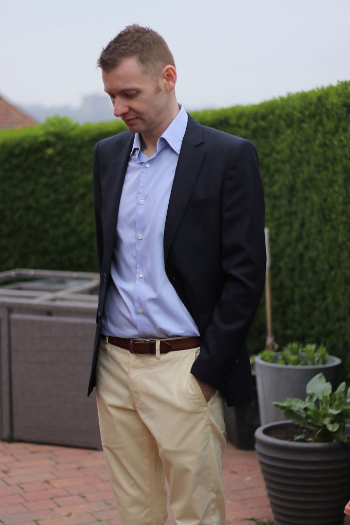 How To Style Chinos - A Guide For Men
