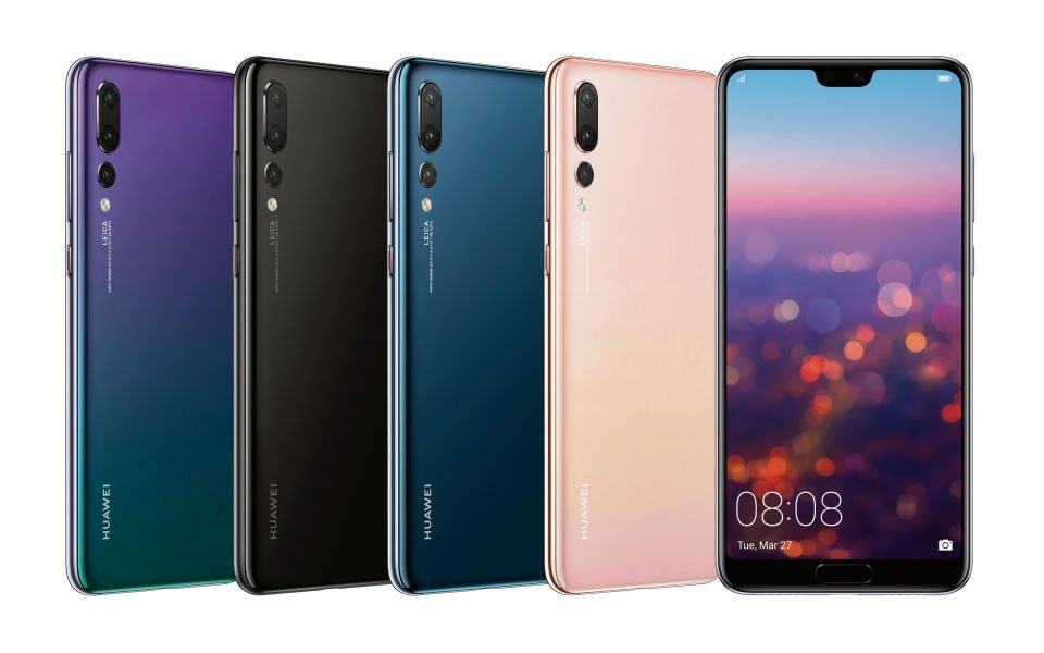 Huawei P20 Pro - Serious competition for the iPhone X and Samsung S9