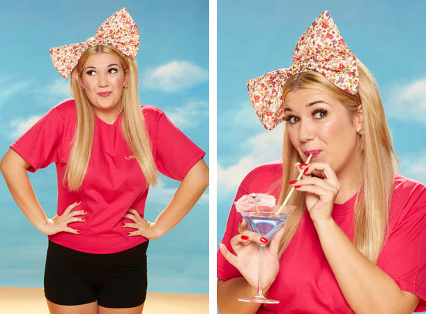 imogen from the Magaluf Weekender - Bow Selecta!