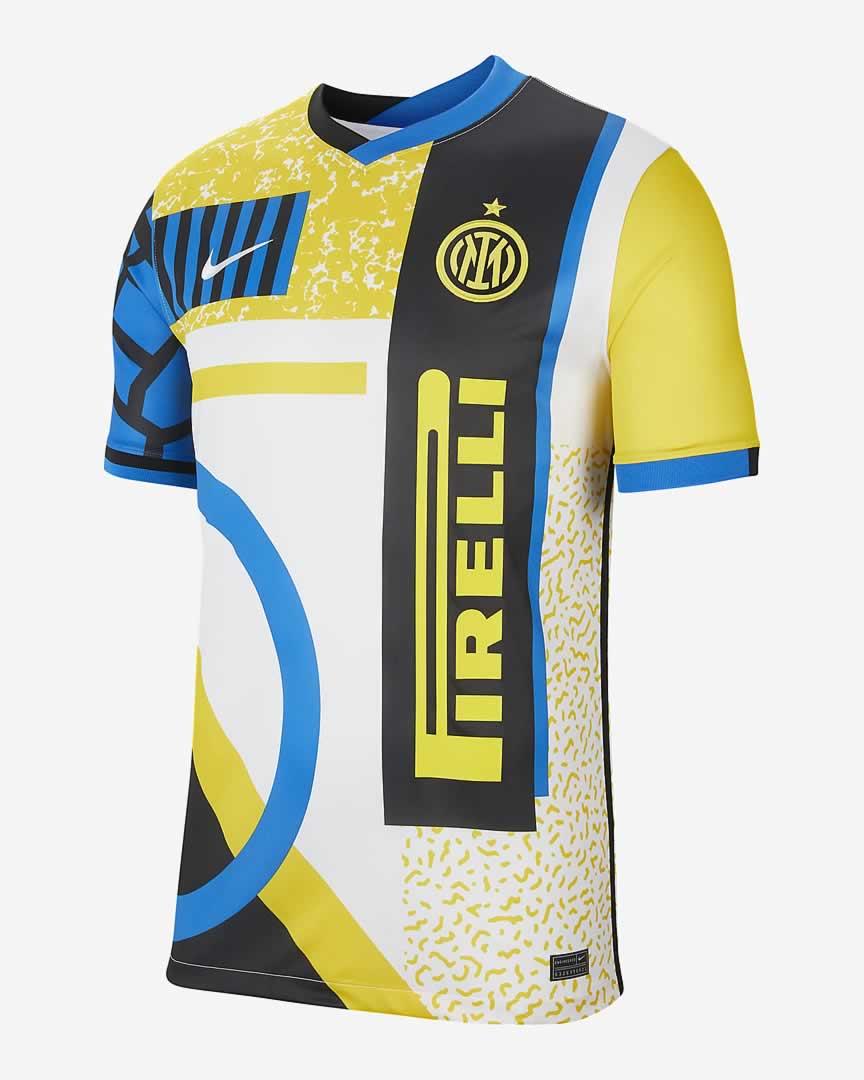 New Inter Milan 4th Shirt For 2020-21