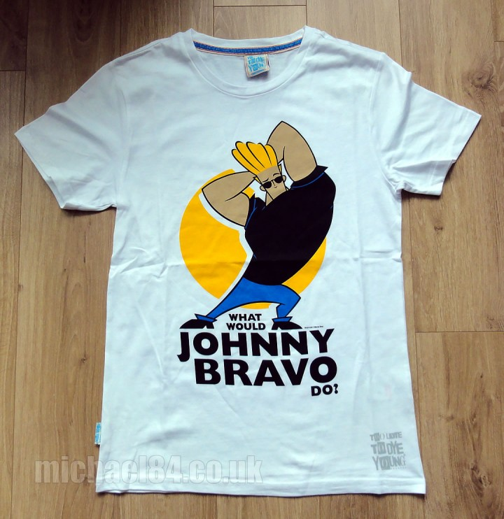 Johnny Bravo T-Shirt & Speedy Gonzales T-Shirt | Michael 84