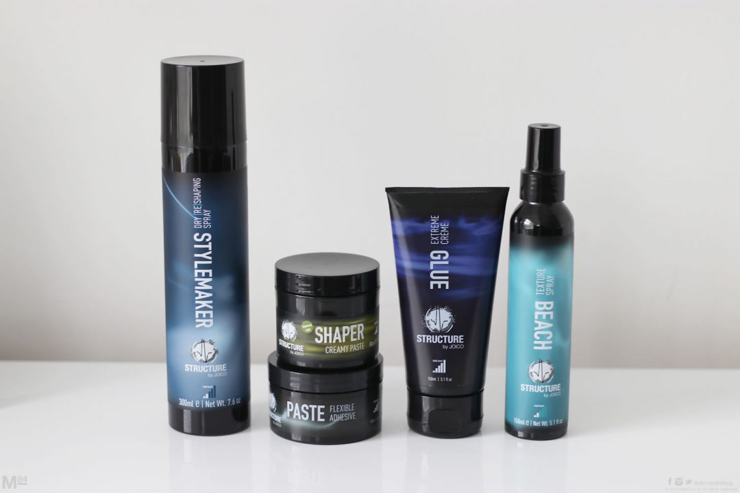Joico Structure Hair Products Review