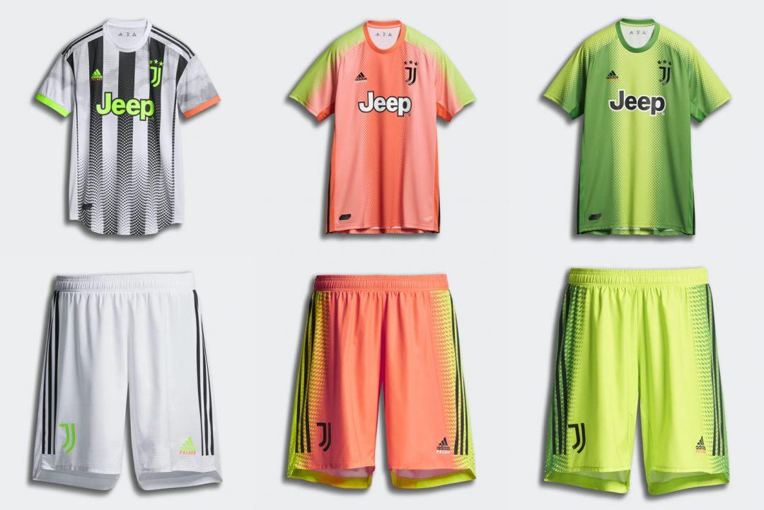Adidas x Palace x Juventus Kits