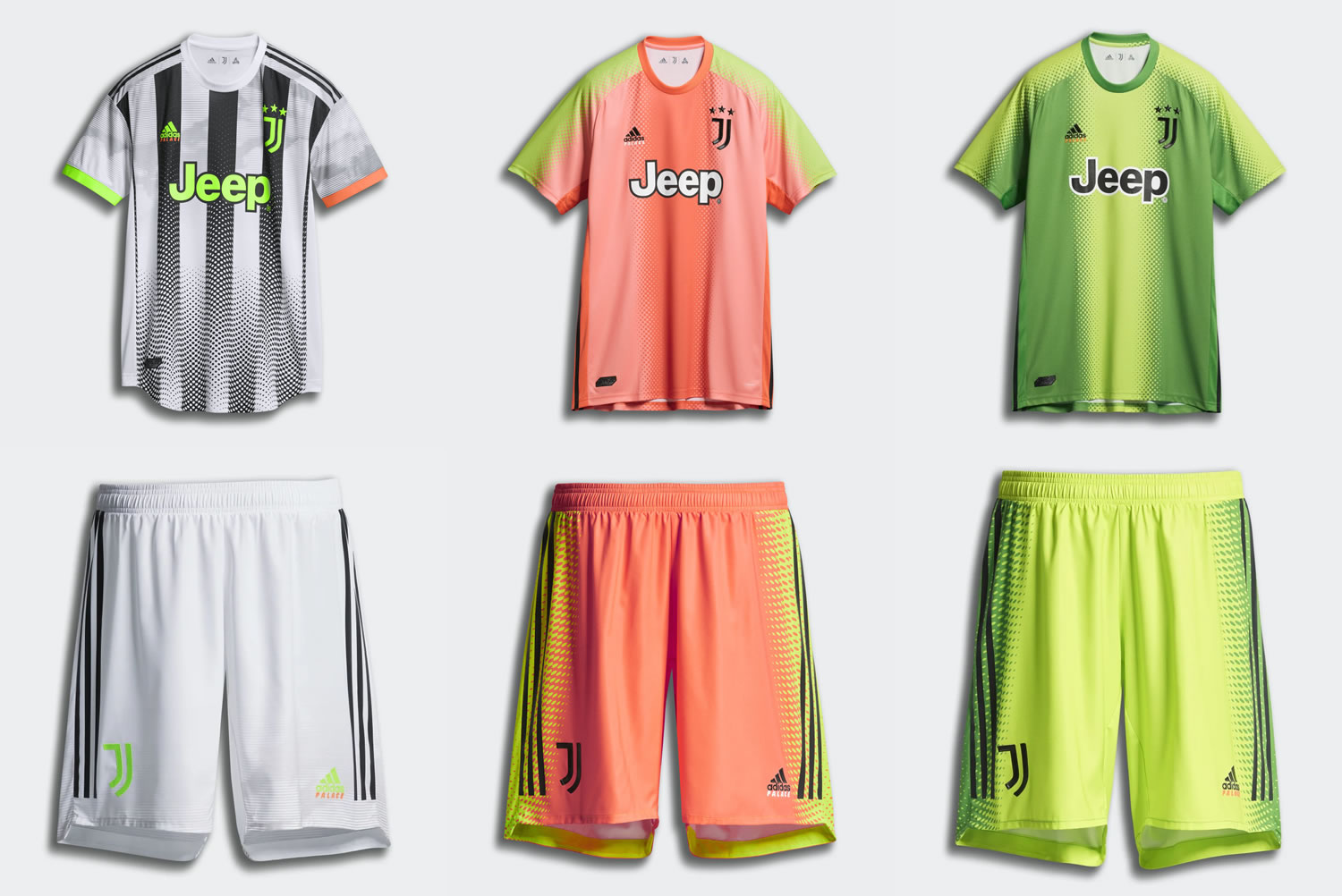 Adidas X Palace X Juventus 4th Kit Collaboration Every Piece From The Collection Michael 84