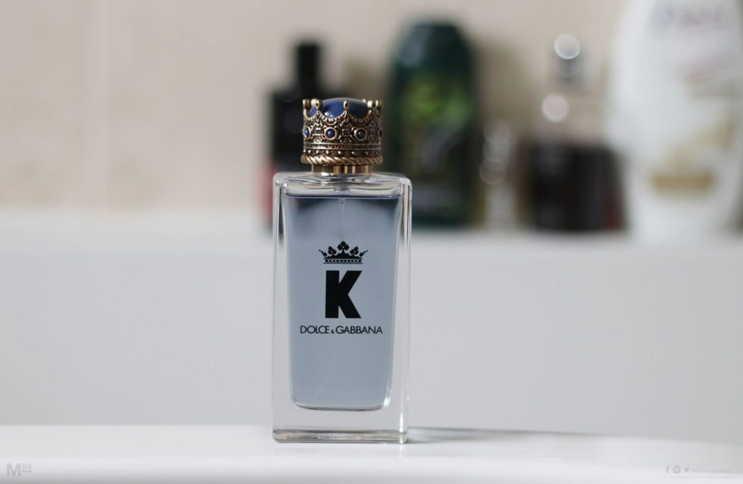 K By Dolce And Gabbana Fragrance Review