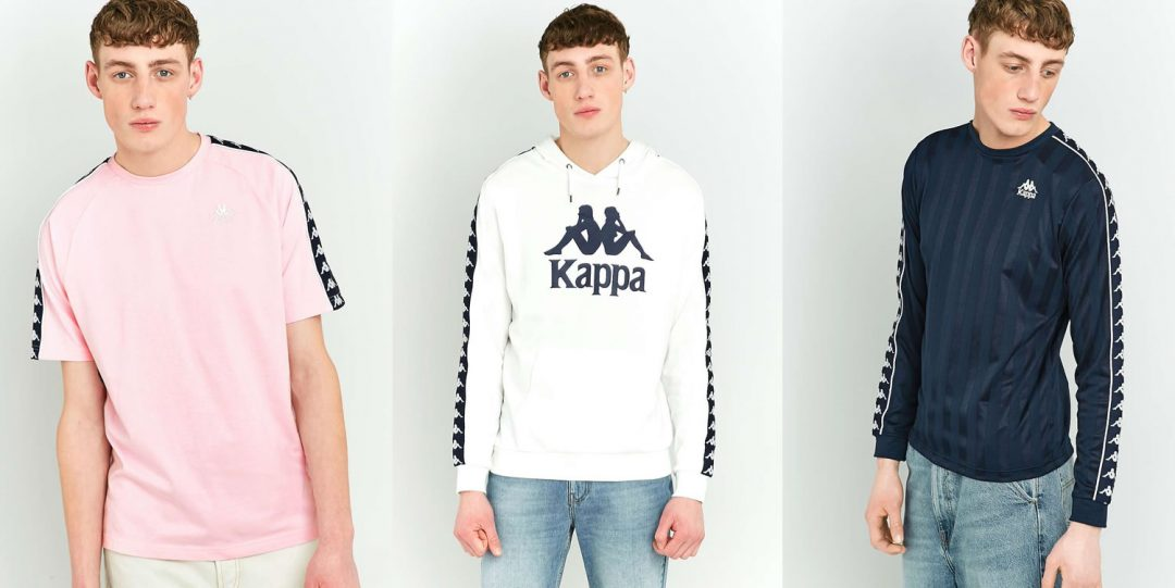 Kappa x Urban Outfitters For Spring 2017