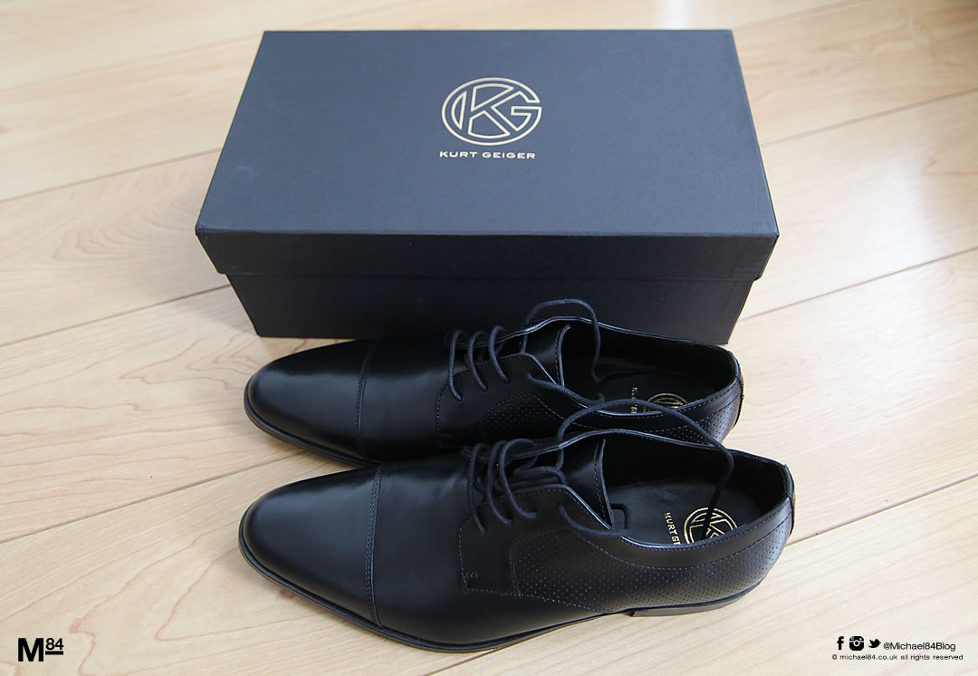 New Formal Shoes From Kurt Geiger