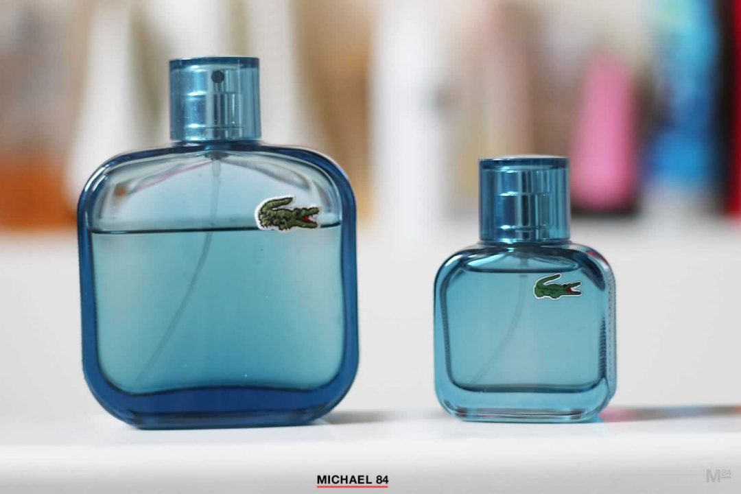 Lacoste L12.12 Blue Fragrance Review