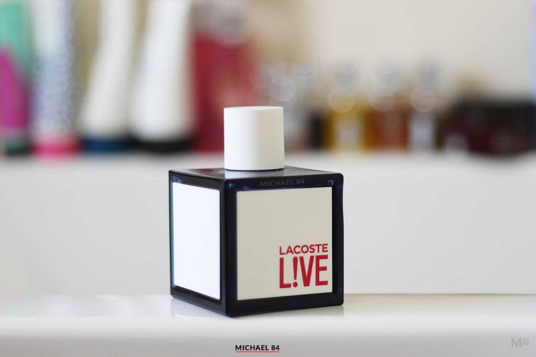 Lacoste Live Fragrance Review
