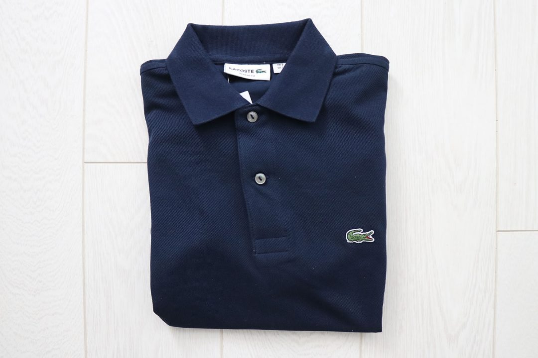 My Lacoste Polo Shirt in Navy Blue