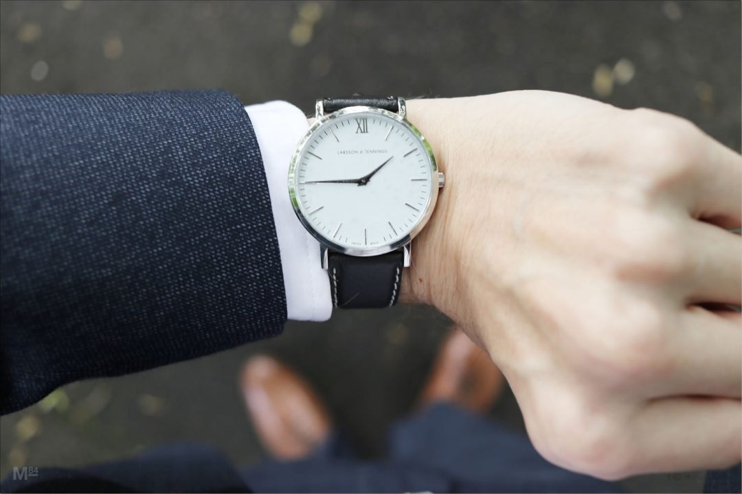 Reasons you should be wearing a watch - Men's Style