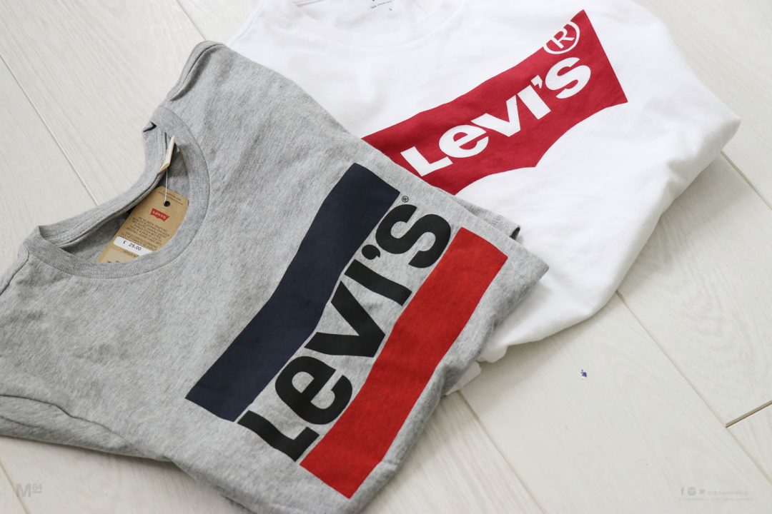 Levis T Shirts For Men