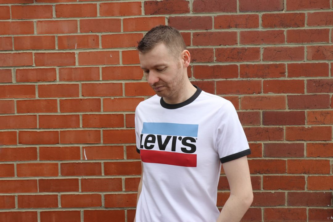 Style Of The Week - Brand New Levi's Ringer T Shirt