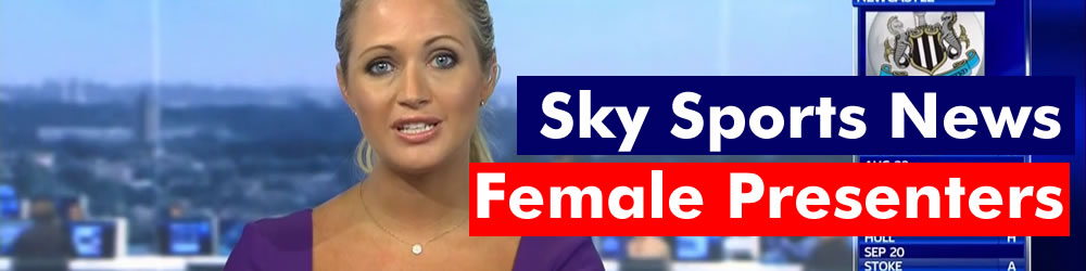 Sky Sports Female Presenters