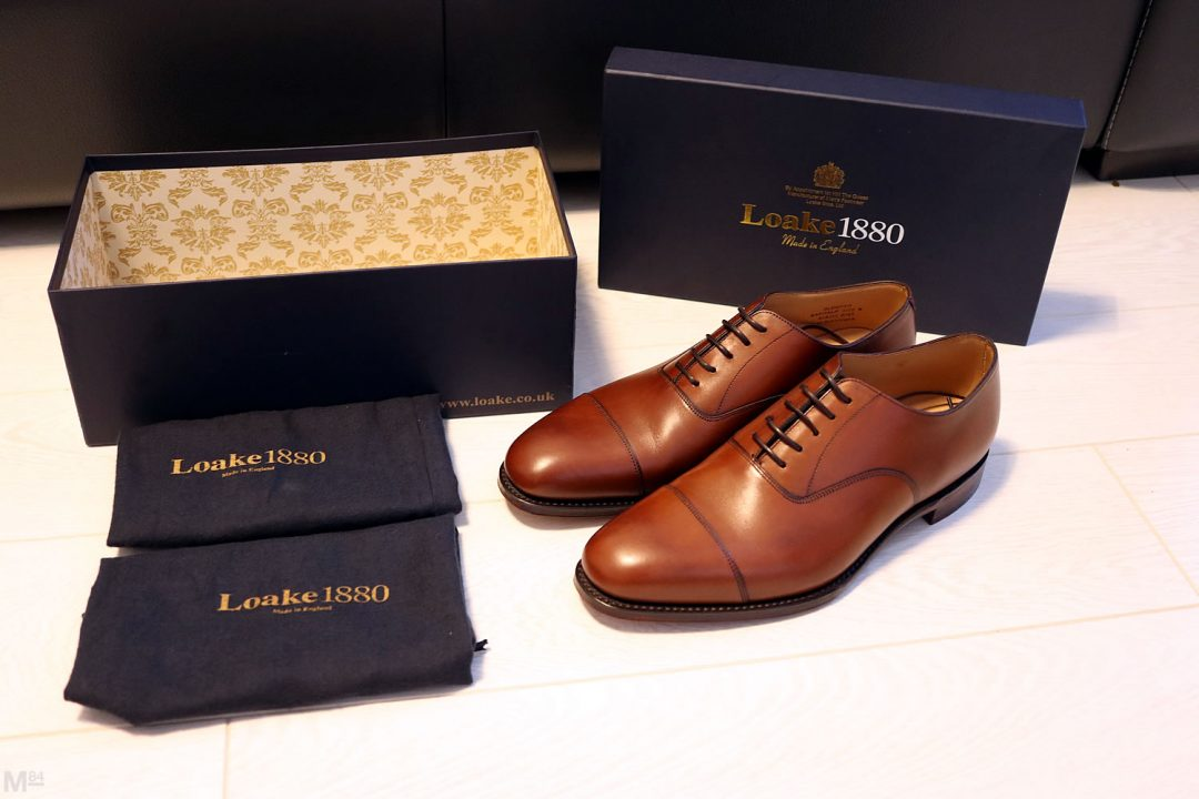 Loake 1880 Aldwych Shoe Review