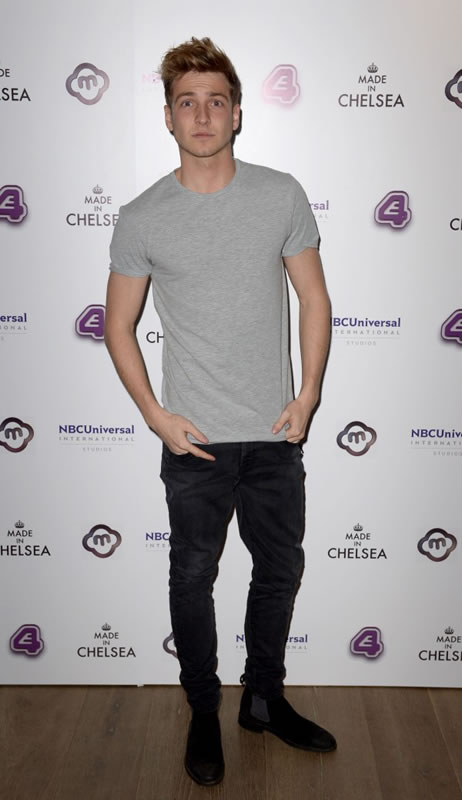 Sam Thompson - Get His Made In Chelsea Style