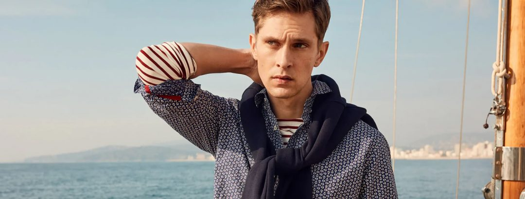 Mango Man Nautical Time Collection SS19
