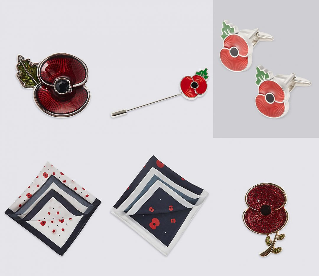 Marks And Spencer For Remembrance Sunday 2016