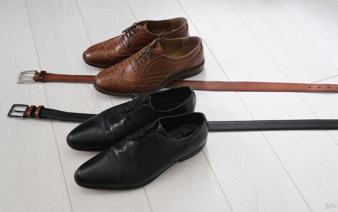 Should You Match Your Belt With Your Shoes?