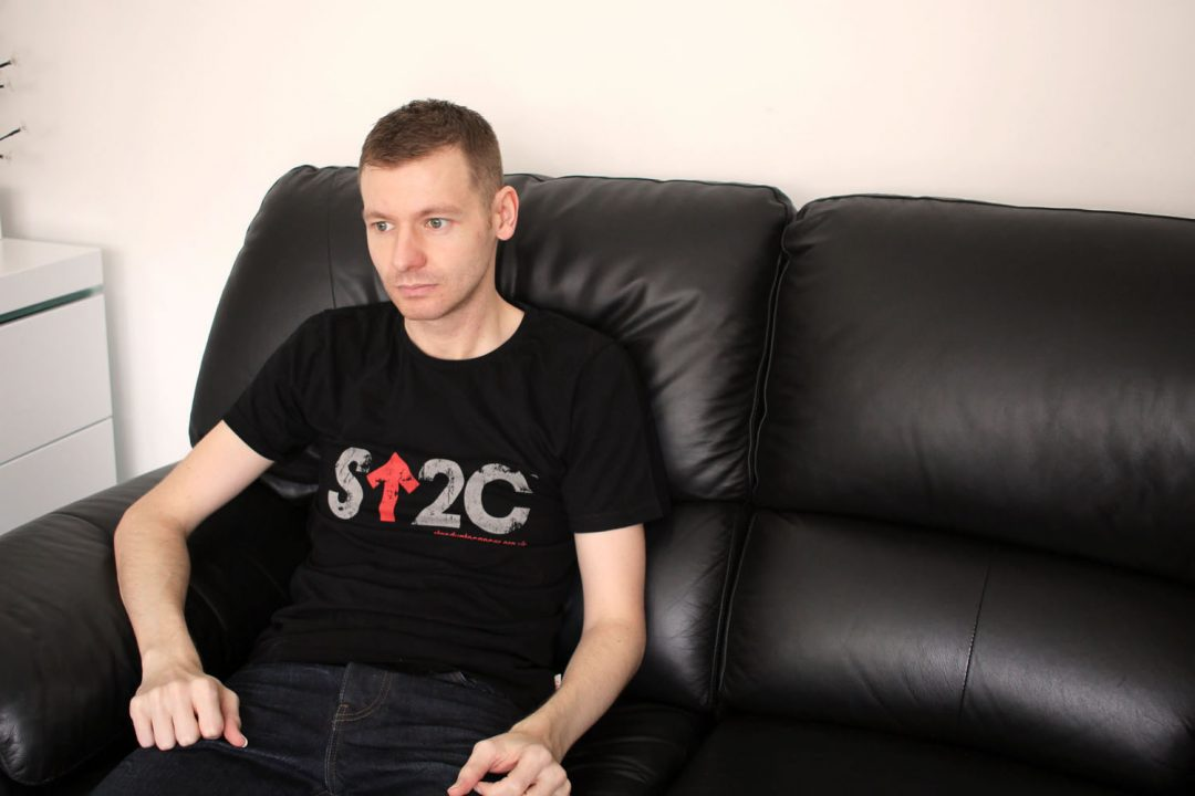 SU2C T Shirt