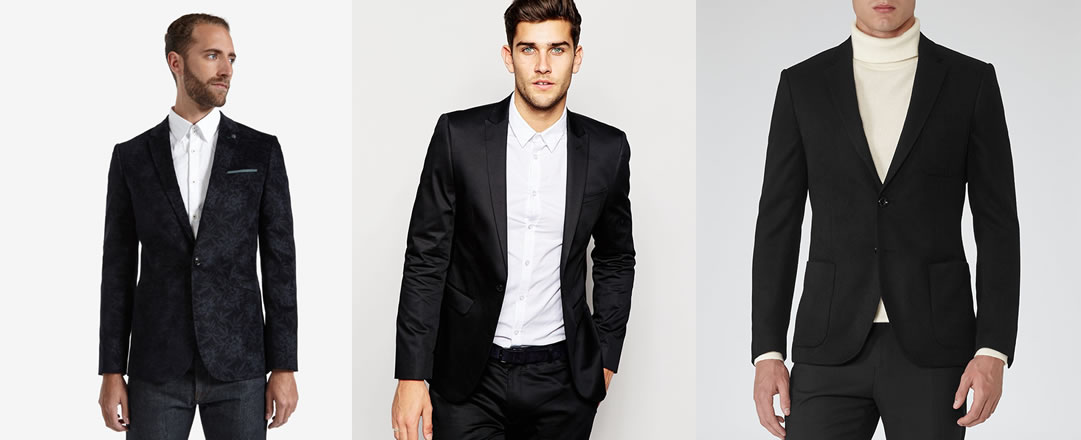 mens christmas party outfit blazers