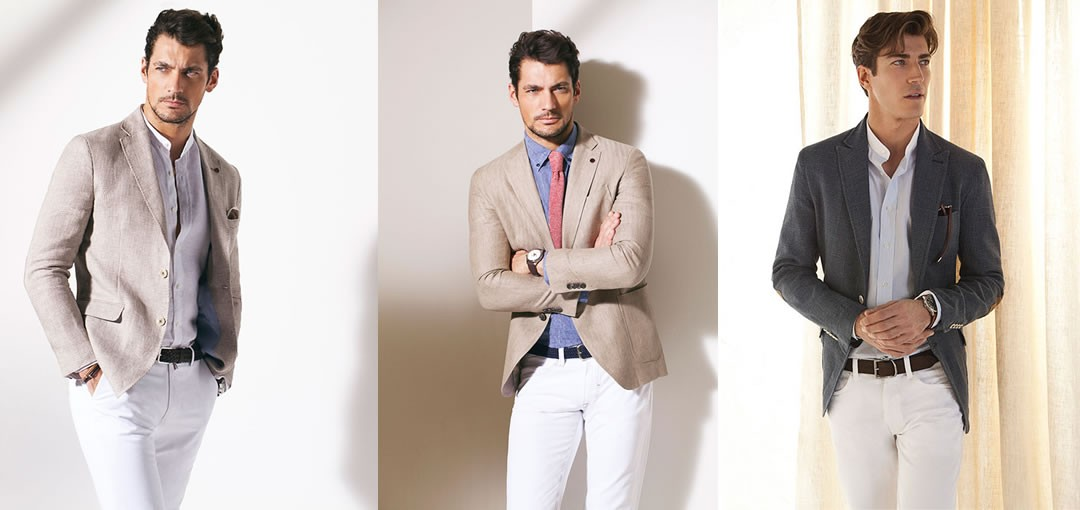 97cca9365fe Wear a smart or casual shirt, cool T-Shirt with some jeans or add colour  with some coloured denim or chinos.