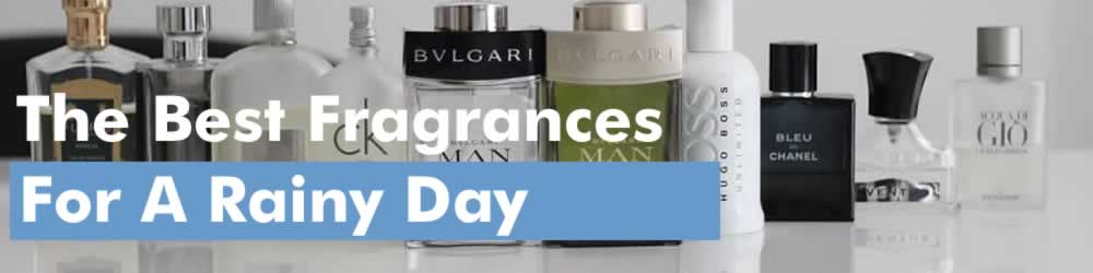The Best Rainy Day Fragrances For Men